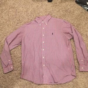 Youth Ralph Lauren Button Down - large